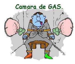 camara de gas muy especial