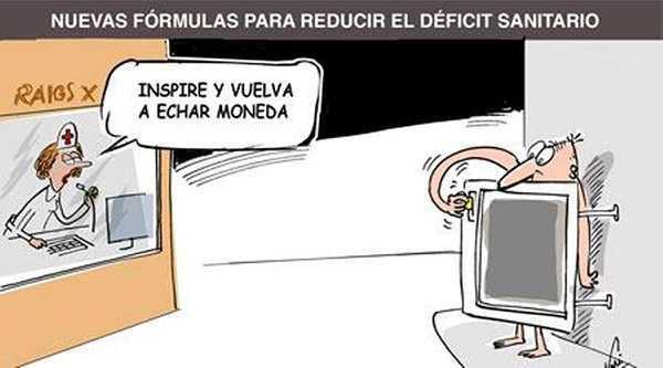 Solución al déficit sanitario