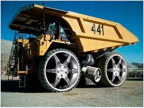 Camión Tuning
