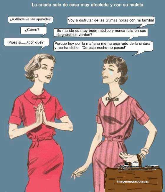 La criada y el doctor