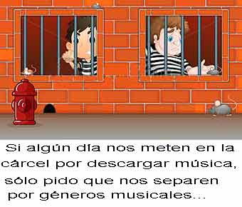imagene graciosa sobre presos
